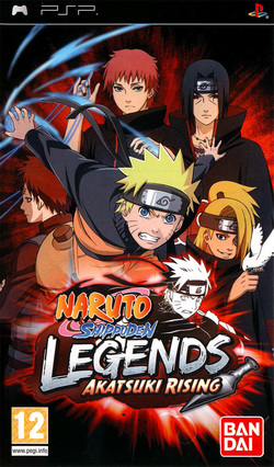 telecharger gratuitement Naruto Shippuden Legends Akatsuki Rising
