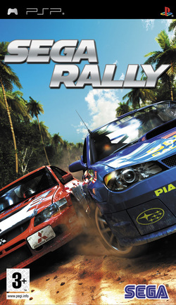 telecharger gratuitement Sega Rally