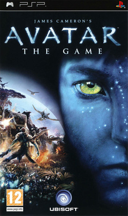 James Camerons Avatar James Cameron's Avatar : The Game( james cameron's avatar)