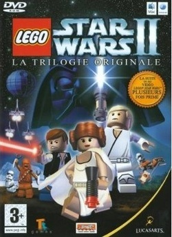 Lego Star Wars 2 The Original Trilogy(LEGO Star Wars II : La Trilogie Originale )