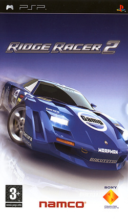 telecharger gratuitement Ridge Racer 2