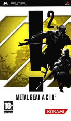 telecharger gratuitement Metal Gear Acid 2