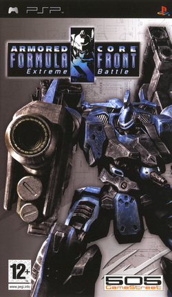 telecharger gratuitement Armored Core Formula Front Extreme Battle
