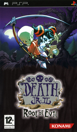 Death Jr. 2 Root of Evil