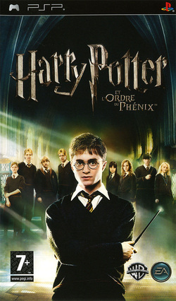 Harry Potter et L'ordre du Phénix(Harry Potter and the order of the phoenix )
