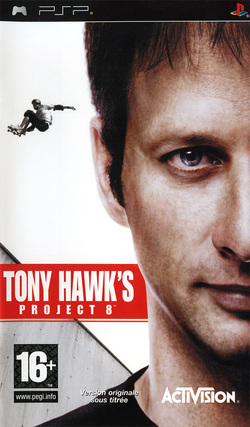 telecharger gratuitement Tony Hawk's Project 8