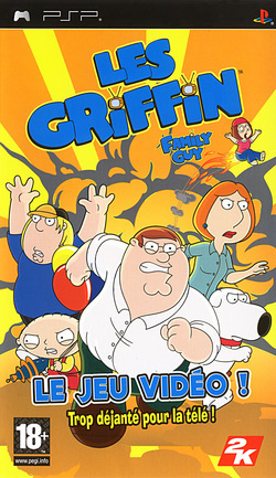 Family Guy The Video Game(Les Griffin)