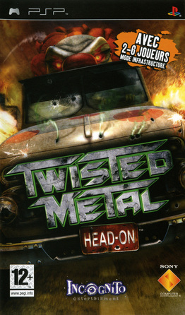 telecharger gratuitement Twisted Metal Head-On
