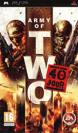 telecharger gratuitement  Army of Two the 40th Day